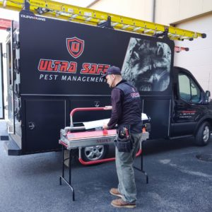 About Ultra Safe Pest Technicians