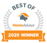 Home Advisor Pest Control Award Winner